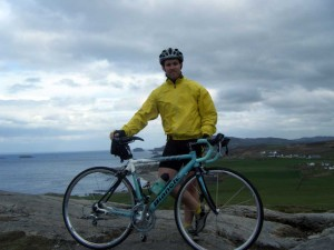 Me at Malin Head